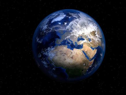 Como a mudança climática está alterando o eixo de rotação da Terra