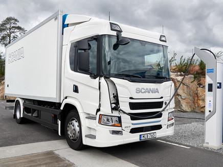 Montadoras de caminhões fazem acordo para zerar emissões na Europa até 2040