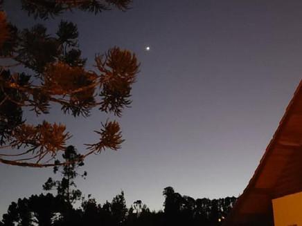 Noites e madrugadas frias no Sudeste