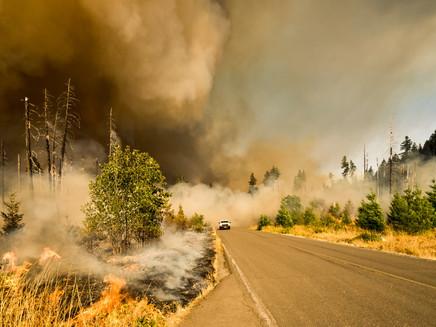 Américas se tornam o epicentro do caos do clima