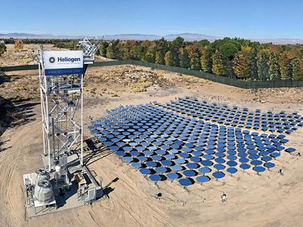 Usina solar patrocinada por Bill Gates alcança potência inédita em sistema que pode levar energia pa
