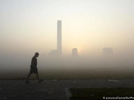 Coronavírus e poluição do ar podem ser combinação perigosa