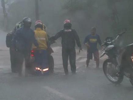 Em apenas três horas, São Luís alcançou 76% da chuva prevista para o mês de abril