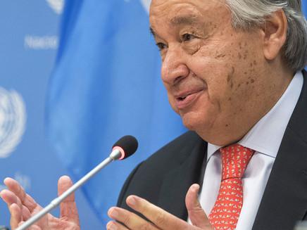 Há muito por fazer contra riscos da crise climática para paz e segurança, diz ONU