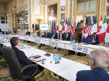 G7 dá grande passo para a transparência climática das empresas