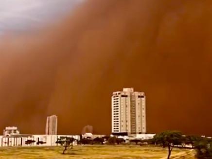 Entenda o que causa nuvem de poeira que atingiu cidades do interior de SP e MG
