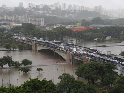 Por que fevereiro de 2020 teve chuvas acima da média no Sudeste?