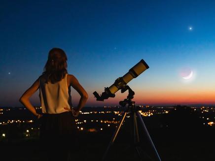 Os eventos astronômicos imperdíveis de 2021!