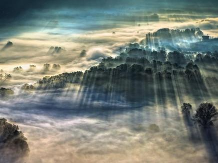 Concurso elege as melhores fotos do ano sobre fenômenos meteorológicos
