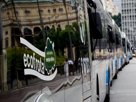 15 ônibus 100% elétricos começam a circular na capital paulista