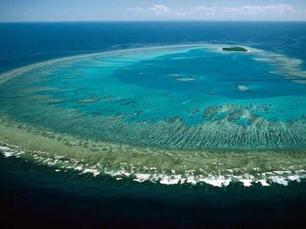 Mudanças climáticas, a maior ameaça para monumentos naturais do planeta