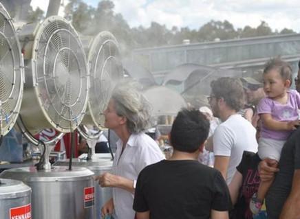 Como luta contra Covid-19 mostra perigos de mundo 'quente demais para humanos'