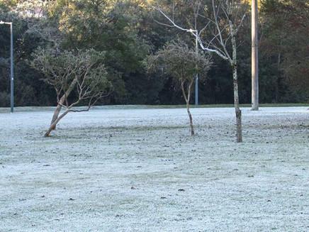 Sul terá frio e até risco de geada no início de abril
