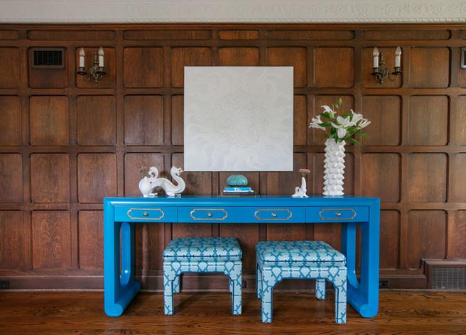Pasedena Hills Livingroom