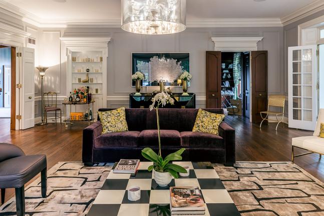Ladue Living Room