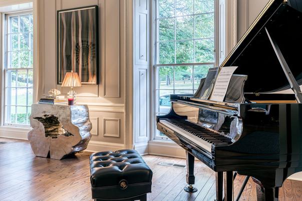 Ladue Award Winning Living Room