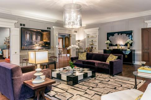 2016 Award Winning Living Room