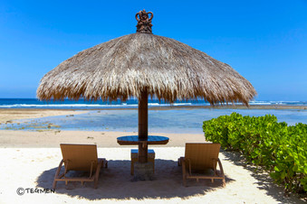 Sunbed Nusa Dua Beach