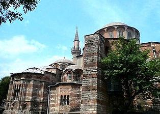 Церковь Хора-Стамбул