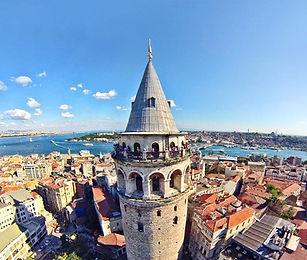 Галатская Башня-Стамбул