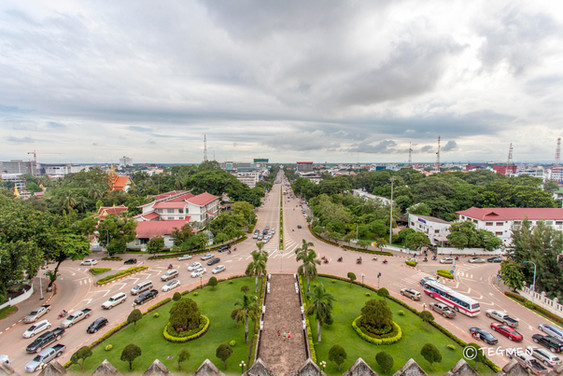 Vientiane View