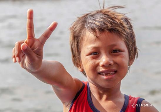Cambodian Child