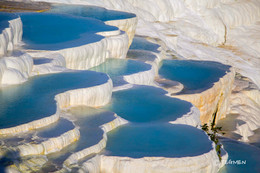 Pamukkale Travertine Terrace