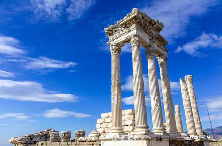 Pergamon Trajan Temple