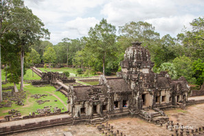 Angkor Baphuon Temple
