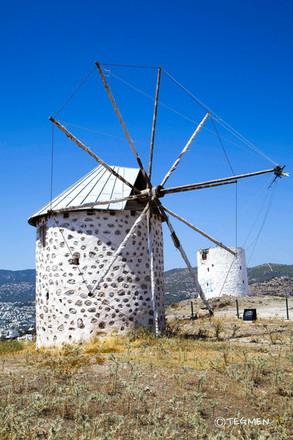 Bodrum Windmill