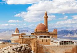 Дворец Исак Паша-Восточная Турция