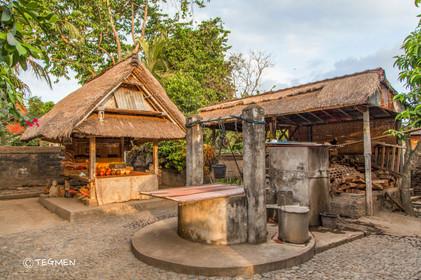 Village in Bali