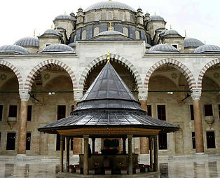 Мечеть Эйюп-Стамбул