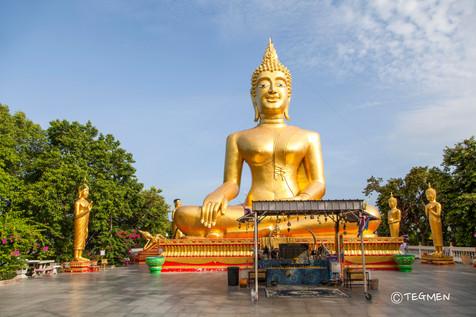 Big Buddha Hill Temple