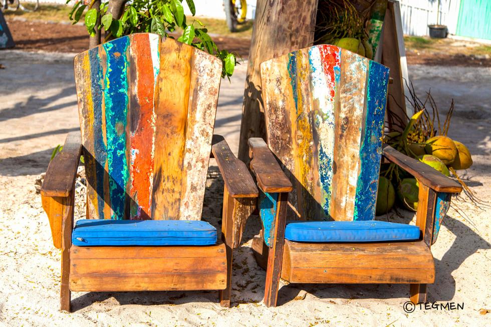 Old Board Seats