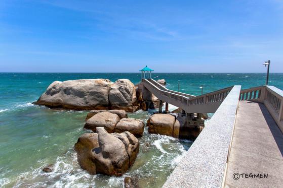 Rock Bay Pier