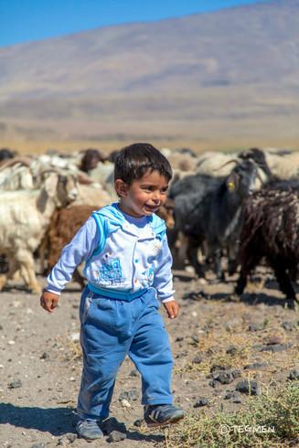 Ararat and Child