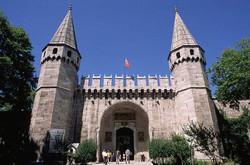 Дворец Топкапы-Стамбул