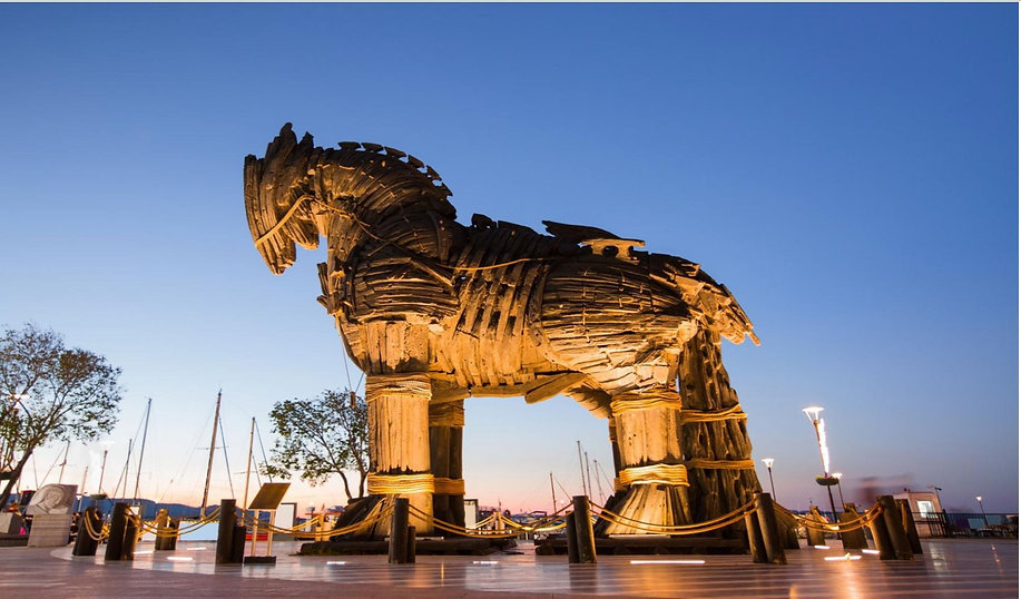 Конь Троянский