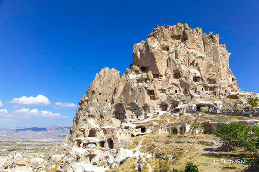 Cappadocia Castle Uchisar