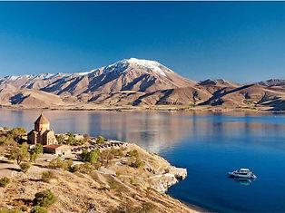 Озеро Ван-Восточная Турция