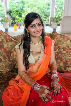 Indian Bridal Gril