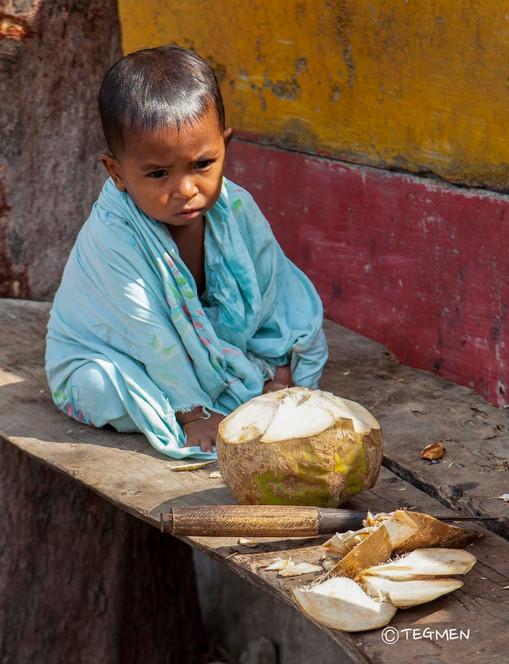 Indonesian Child