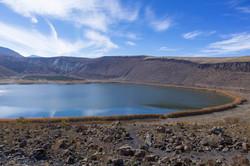 Озеро Нарлы-Каппадокия