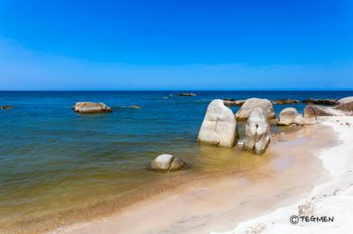 Rock bay Beach