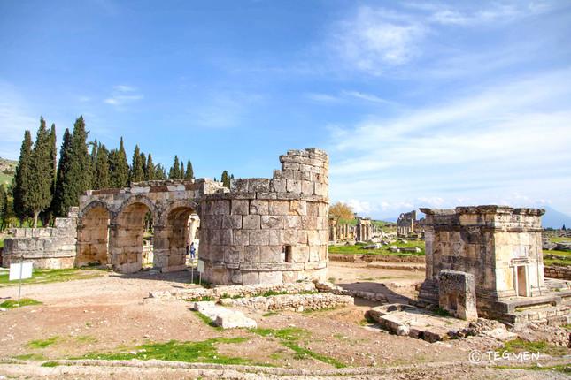Hierapolis Gateway