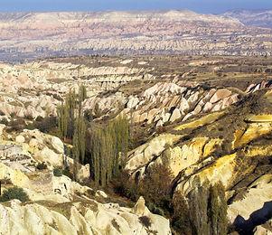 Долина Охотников-Каппадокия