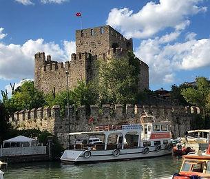 Крепость Анадолухисар-Стамбул
