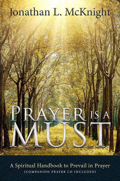 Prayer is a Must: Book