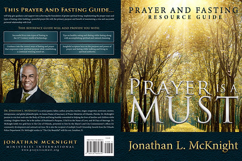 Prayer is a Must: Resource Guide